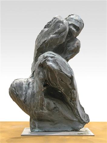 twisted figure by eugène dodeigne