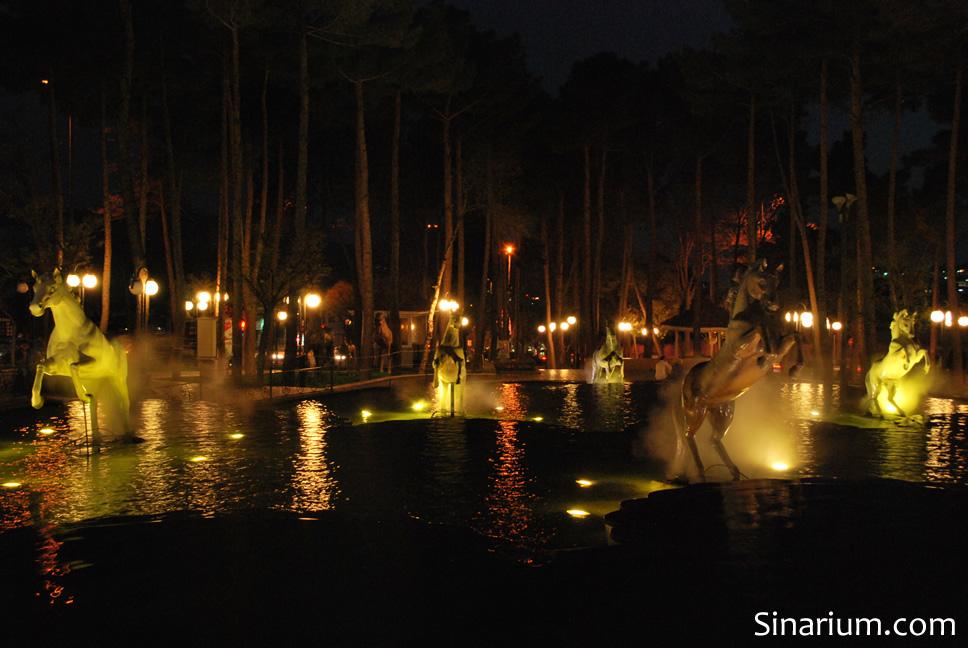 Asbi Square میدان اسبی