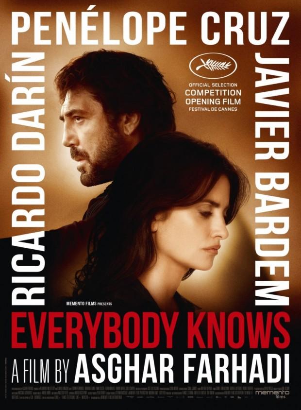 همه می دانند فیلم جدید اصغر فرهادی