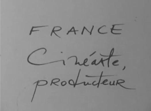 گاسپار نوئه در مستند Cinématon (سینماتن) - پرتره ی کمتر دیده شده ی گاسپار نوئه