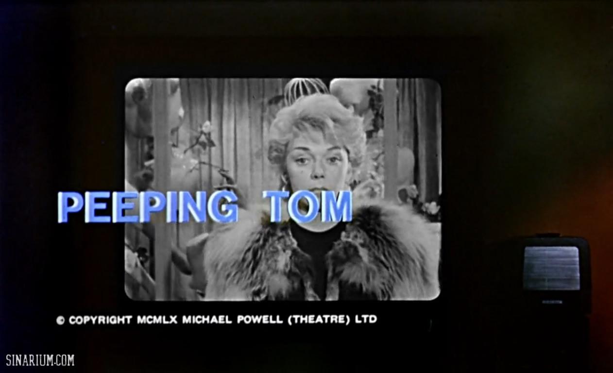 تیتراژ فیلم Peeping Tom