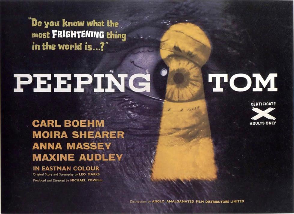 فیلم چشم چران (Peeping Tom)
