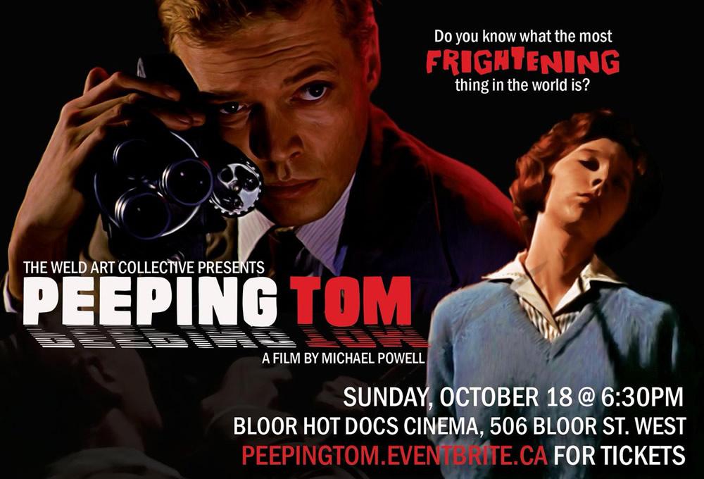 بررسی تکنیکی فیلم چشم چران (Peeping Tom)