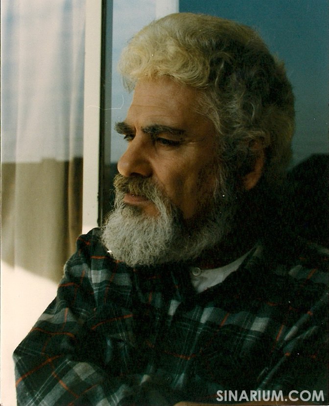 Middle Aged Ahmad Shamlou
