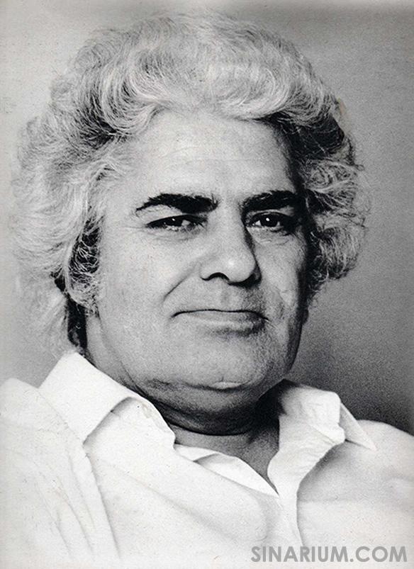 Old Ahmad Shamlou