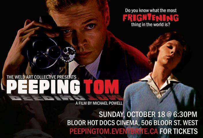 بررسی تکنیکی Peeping Tom