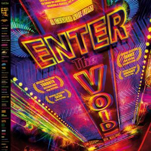 پوستر Enter the Void گاسپار نوئه