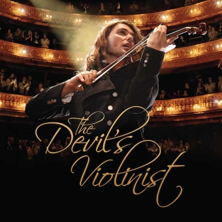 The Devil's Violinist - نیکولو پاگانینی (Niccolò Paganini)