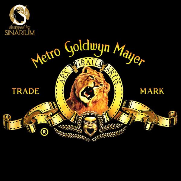 لوگو MGM