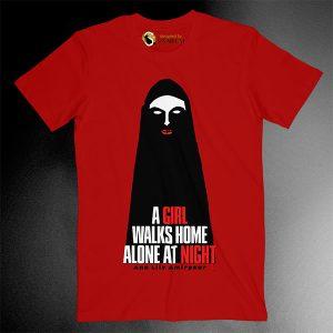 فیلم A Girl Walks Home Alone at Night