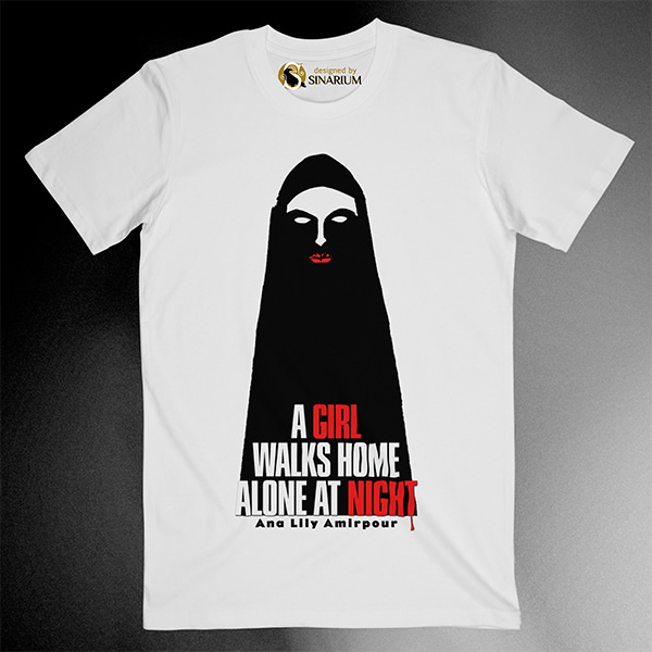 فیلم A Girl Walks Home Alone at Night