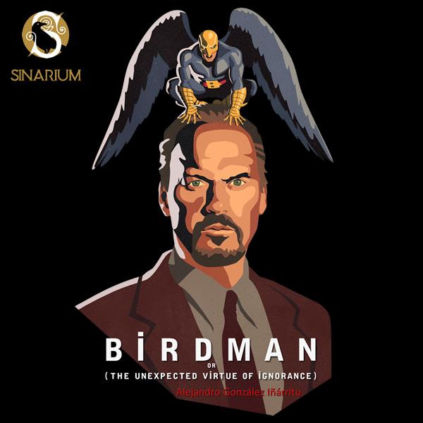 فیلم Birdman آلخاندرو اینیاریتو