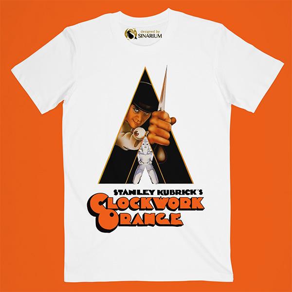 فیلم A Clockwork Orange استنلی کوبریک