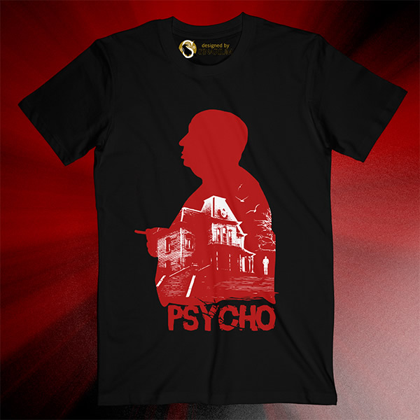 فیلم Psycho آلفرد هیچکاک