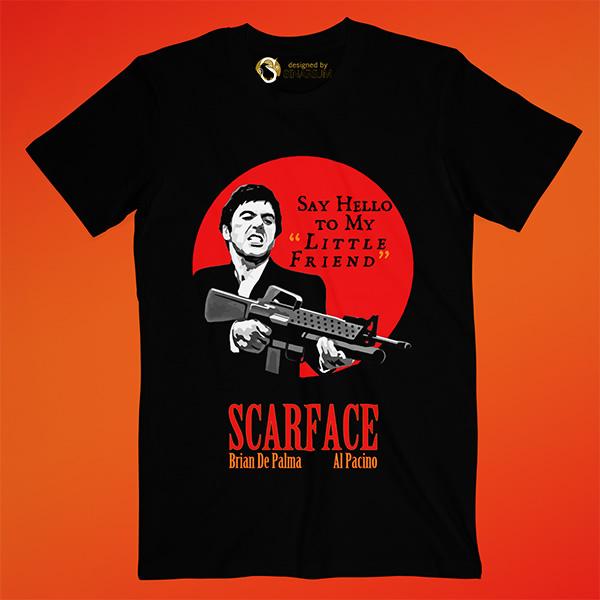 فیلم Scarface برایان دی پالما