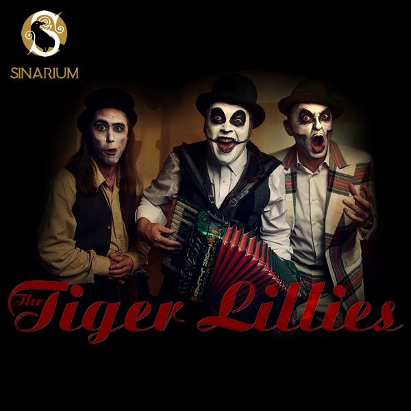 گروه موسیقی The Tiger Lillies