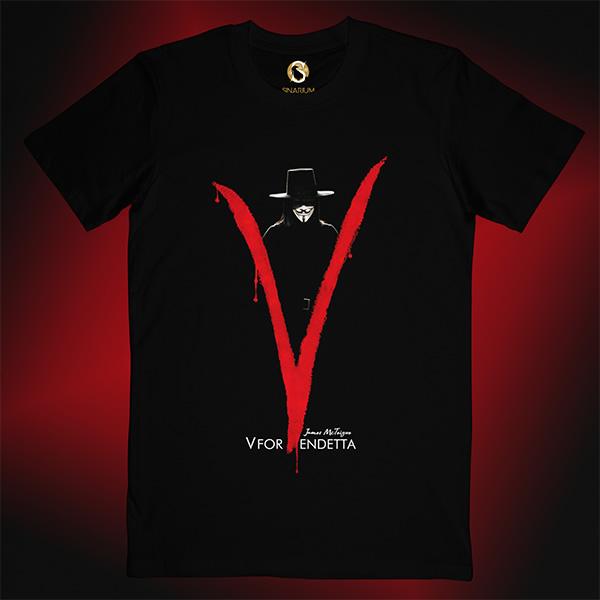 فیلم V for Vendetta جیمز مک تیگ