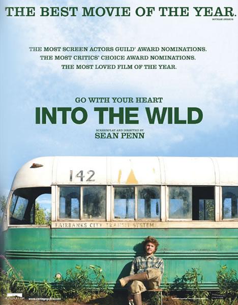 کریستوفر مکندلس قهرمان فیلم Into the Wild