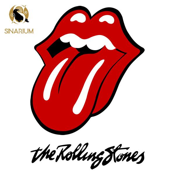 لوگو گروه موسیقی The Rolling Stones