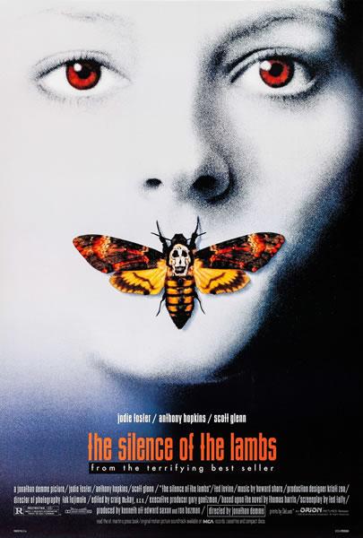 فیلم The Silence of the Lambs جاناتان دمی