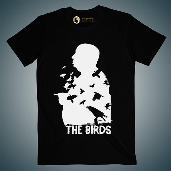 فیلم The Birds آلفرد هیچکاک فیلم پرندگان Alfred Hitchcock