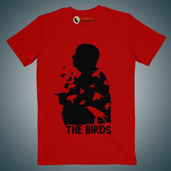 فیلم The Birds آلفرد هیچکاک