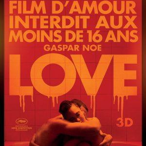پوستر فیلم Love گاسپار نوئه