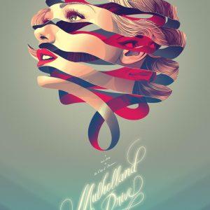 پوستر فیلم Mulholland Drive دیوید لینچ