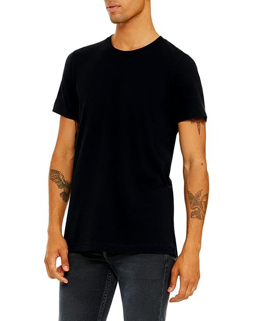 تیشرت آستین کوتاه رنگ سیاه