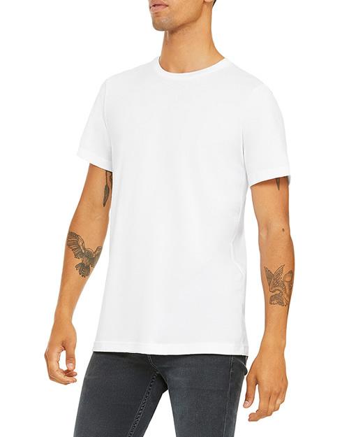 تیشرت ساده و آستین کوتاه سفید