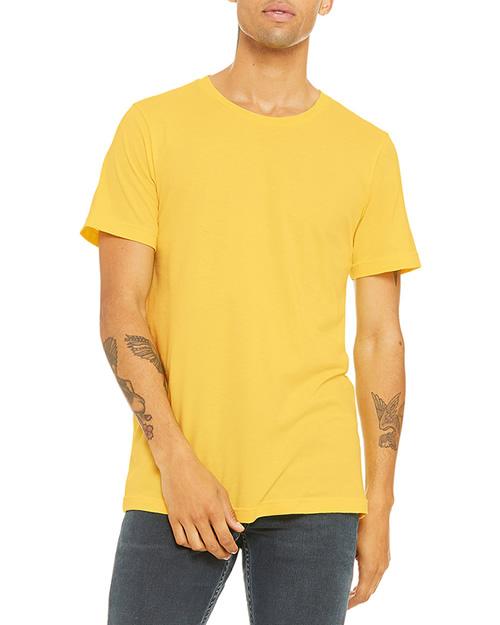 تیشرت آستین کوتاه رنگ زرد