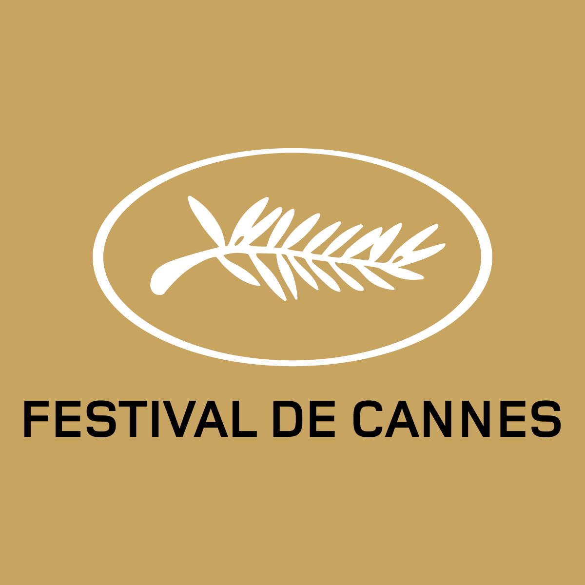 لوگو جشنواره فیلم کن فستیوال فیلم کن Cannes Film Festival Festival de Cannes