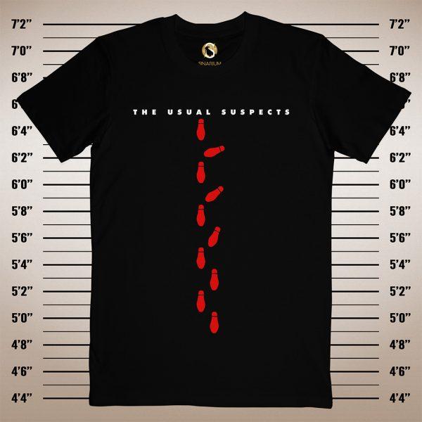 فیلم The Usual Suspects برایان سینگر مظنونین همیشگی Bryan Singer