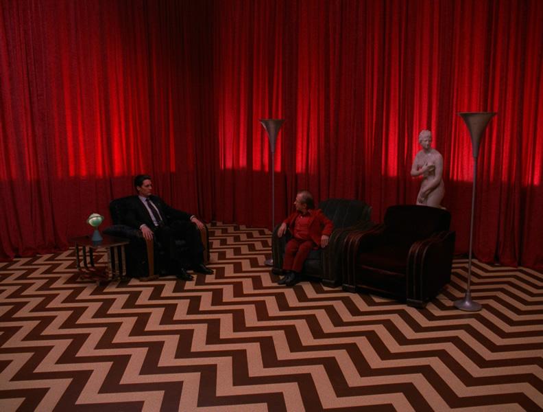 سریال Twin Peaks دیوید لینچ توئین پیکس David Lynch